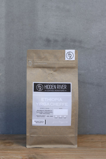 Ethiopia Yirgacheffe - Roaster's Reserve (Light Roast)