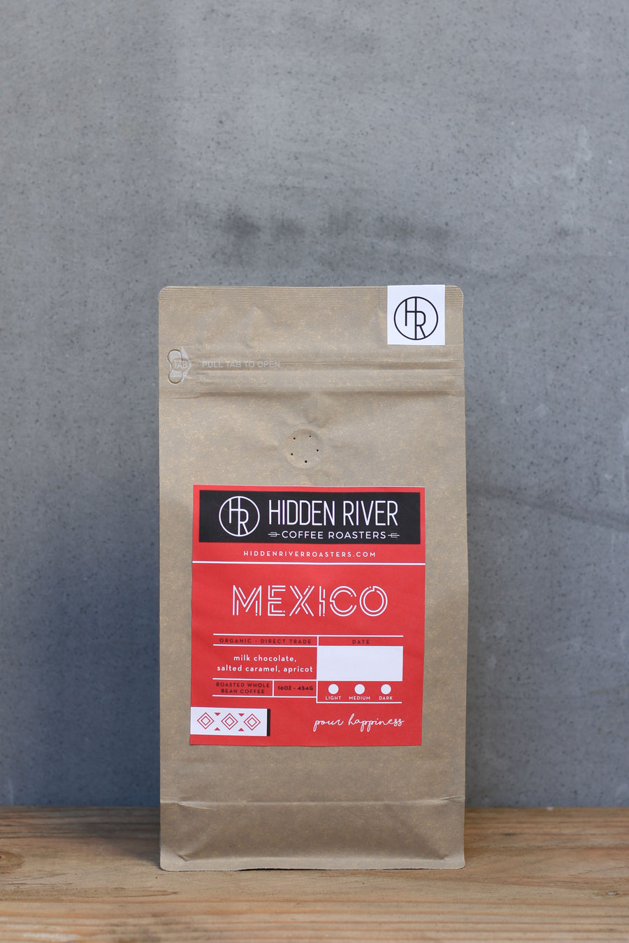Mexico - Organic (Medium/Dark Roast)