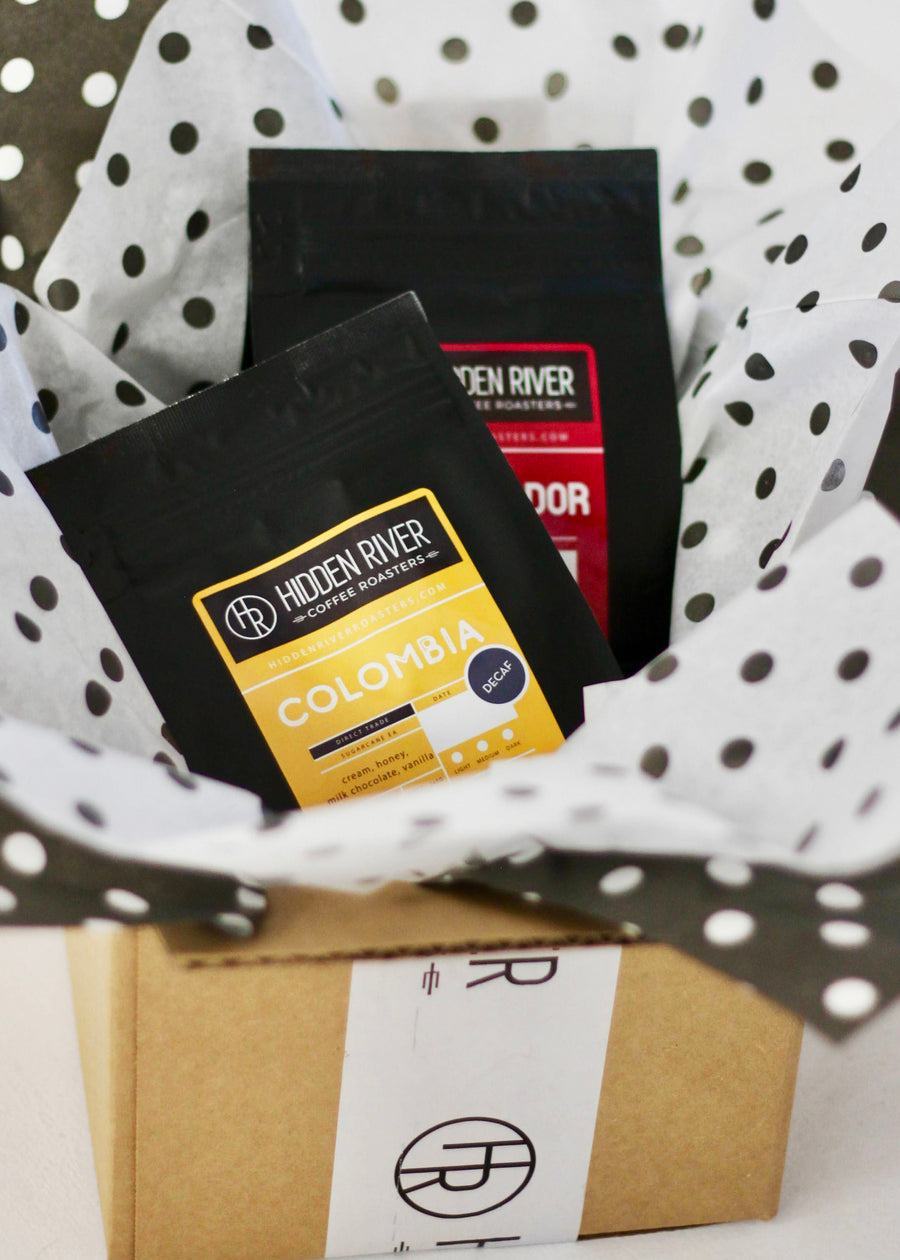 Hidden River Coffee Club - SHIPPING TO YOU - 12oz - (From $11.75-$14.99)