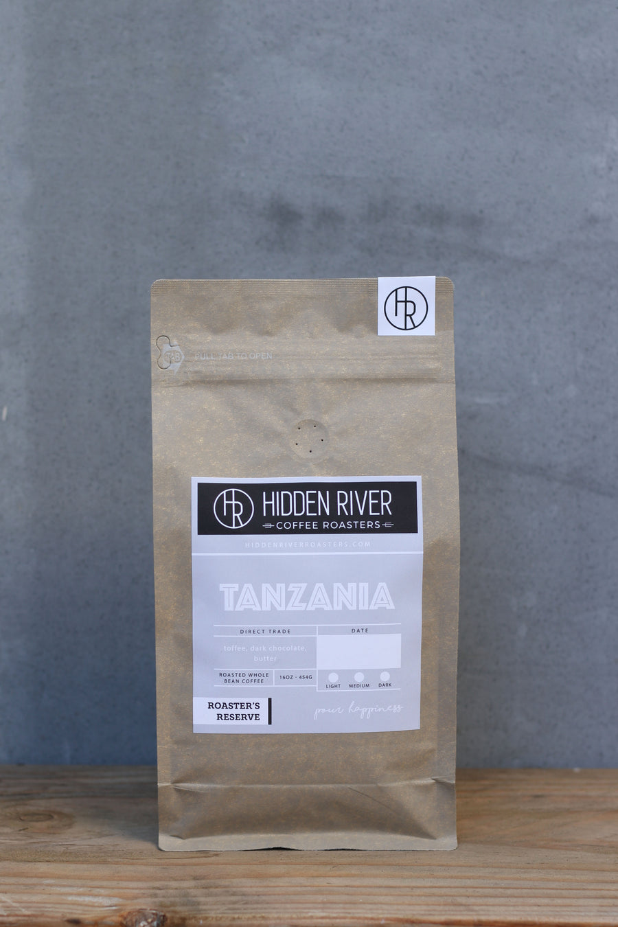 Tanzania (Medium Roast)