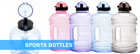 Daily 8® Water Bottles