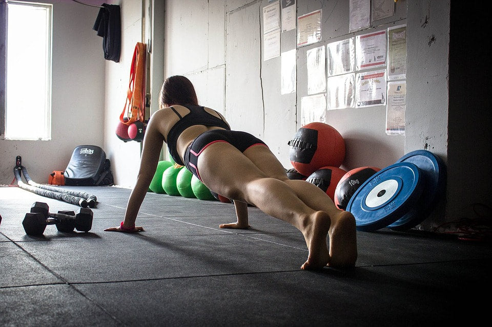 Getting started with Cross Fit