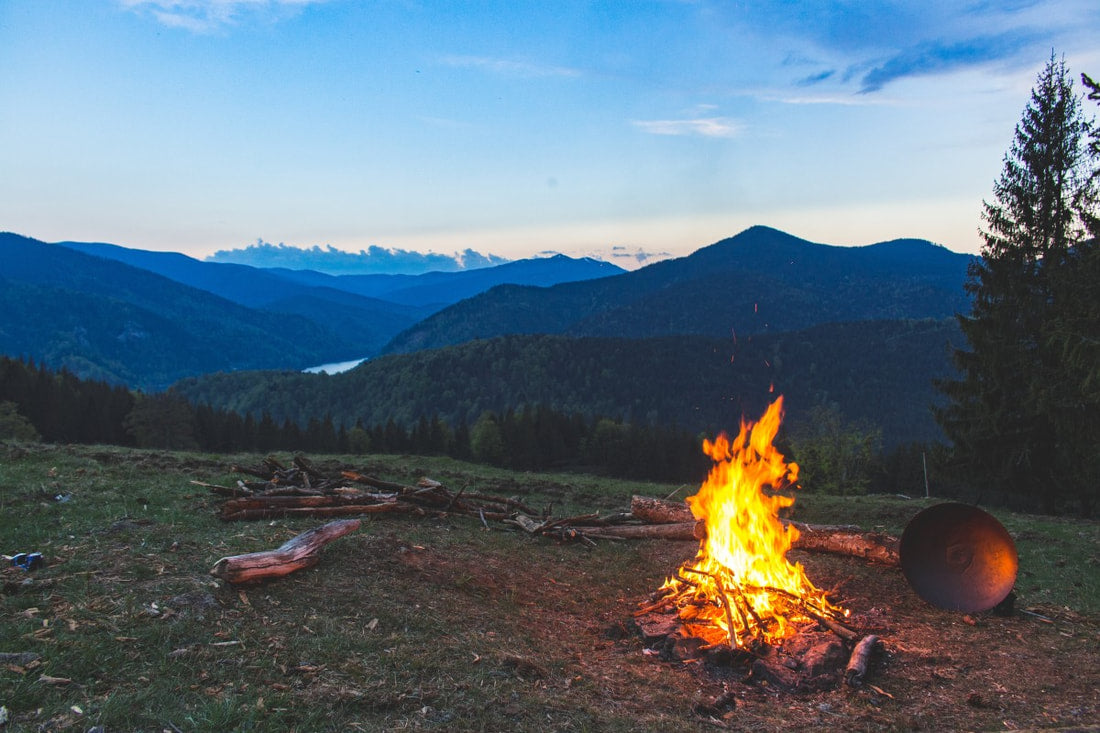 know how to start camp fire