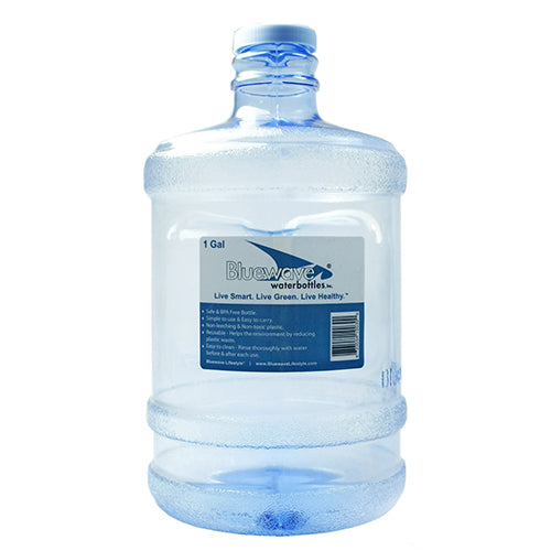 1 Gallon Water Bottle with 48mm Cap - Round