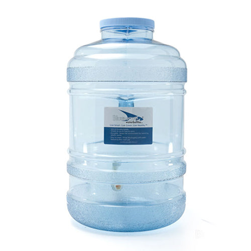 Bluewave 5 Gallon Water Dispenser Bottle with Dispensing Faucet