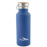 D2 Insulated Water Bottle - 500ml / 17oz Navy Blue