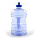 Original Daily 8® Water Jug with 38mm Sports Cap - 2 Liter (64 oz) Sky Blue