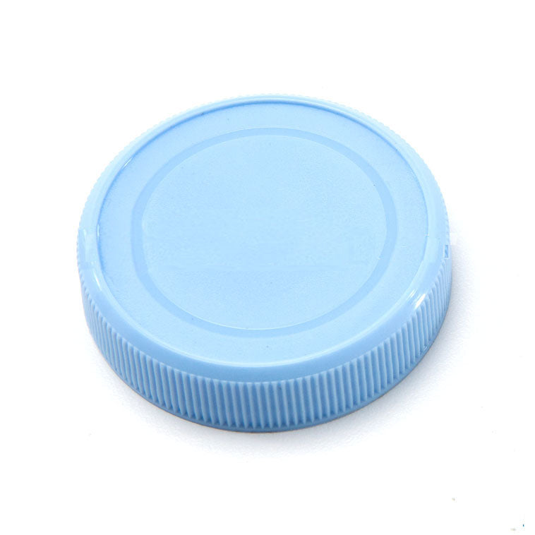 38mm Reusable Flat Screw Cap - 5 Pieces