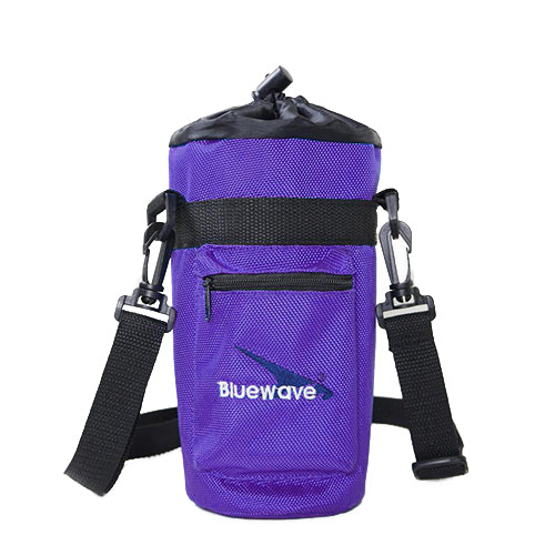 1.5 Liter Insulated Water Bottle Holder | Carrier Case – Purple