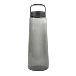 Alpha Sports Water Bottle - 750ml (25 oz) Graphite Grey