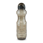 Bullet Water Bottle with Straw -1 Liter (34oz) Graphite Grey