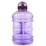 Daily 8® Water Bottle - 2 Liter (64 oz) Iris Purple