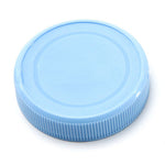 48mm Reusable Flat Screw Cap - 20 Pieces
