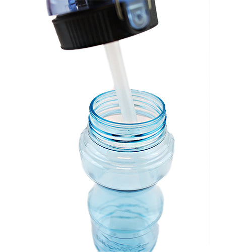 55mm Pop-Up Cap Replacement Straw (Straw Only)