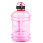 Daily 8® Water Bottle - 2 Liter (64 oz) Candy Pink