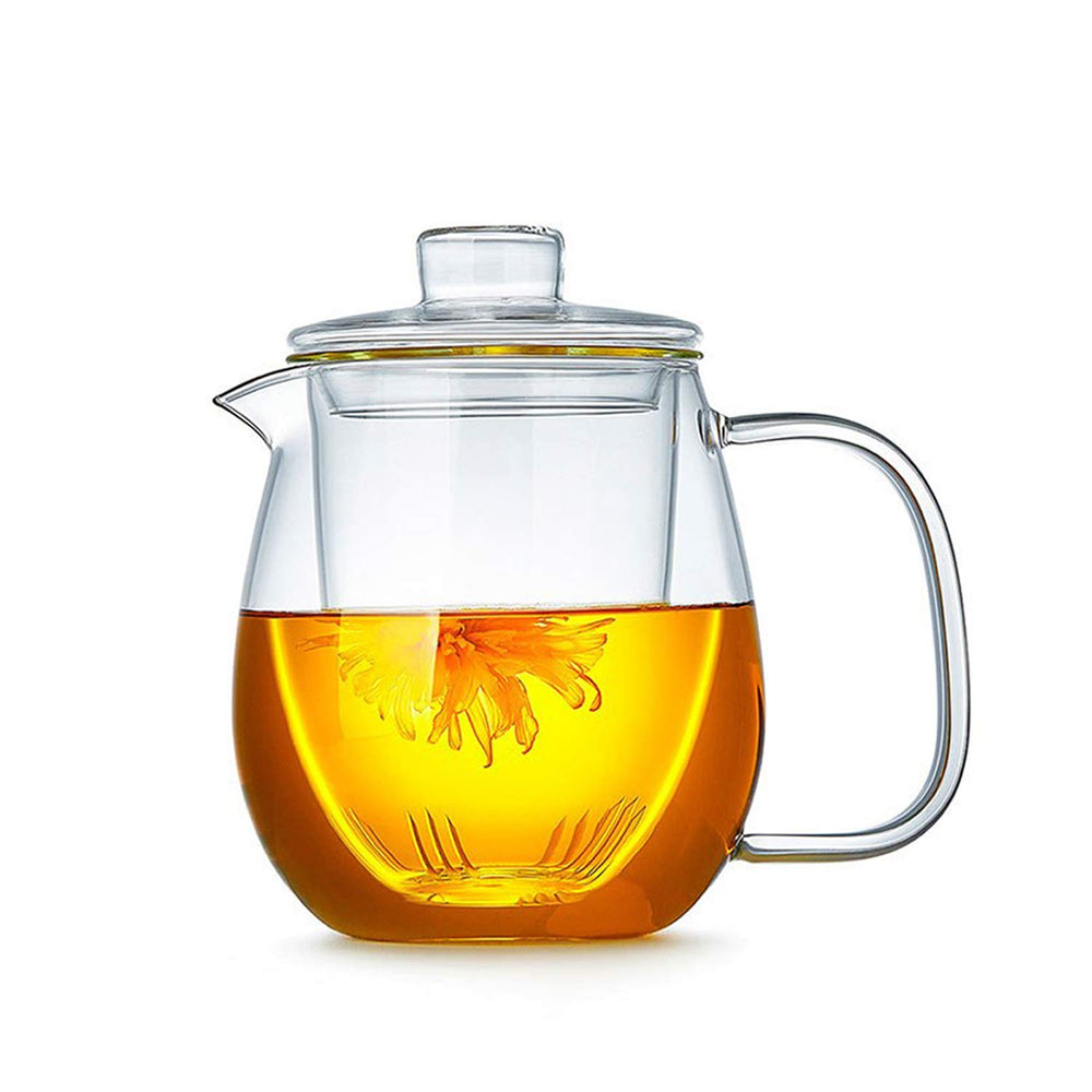 Glass Tea Pot with Infuser - 1200ml | 40oz