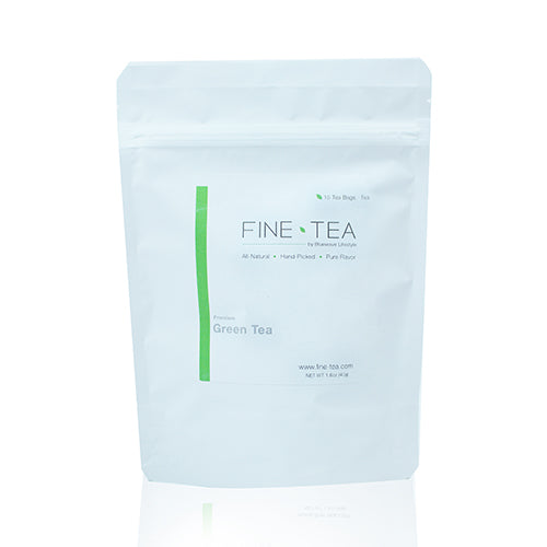 Premium Artisan Green Tea