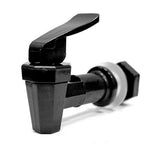 Replacement Dispenser Spigot Faucet Valve - Black