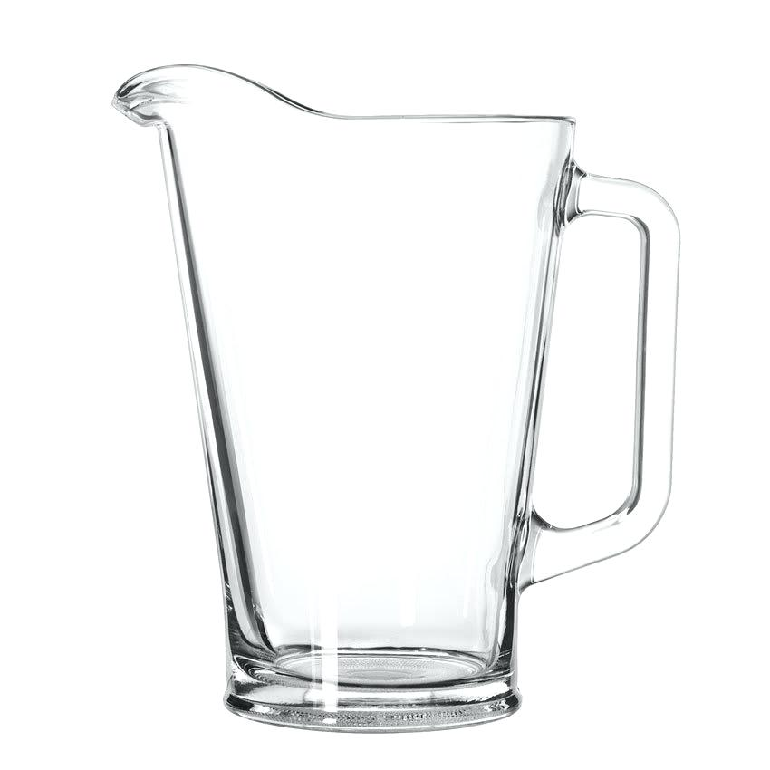 1.5 Liter | 51 oz Reusable Plastic Pitcher