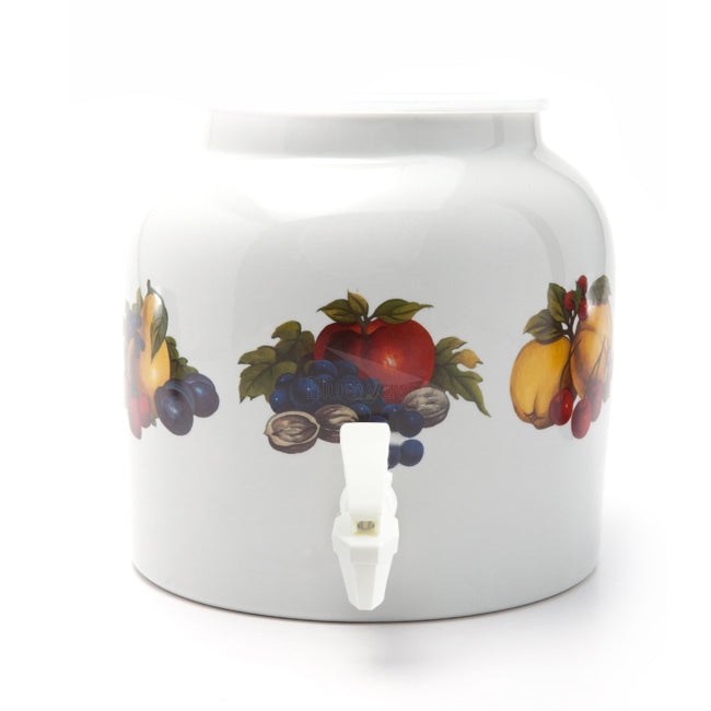 Bluewave Fruit Garden Design Beverage Dispenser Crock