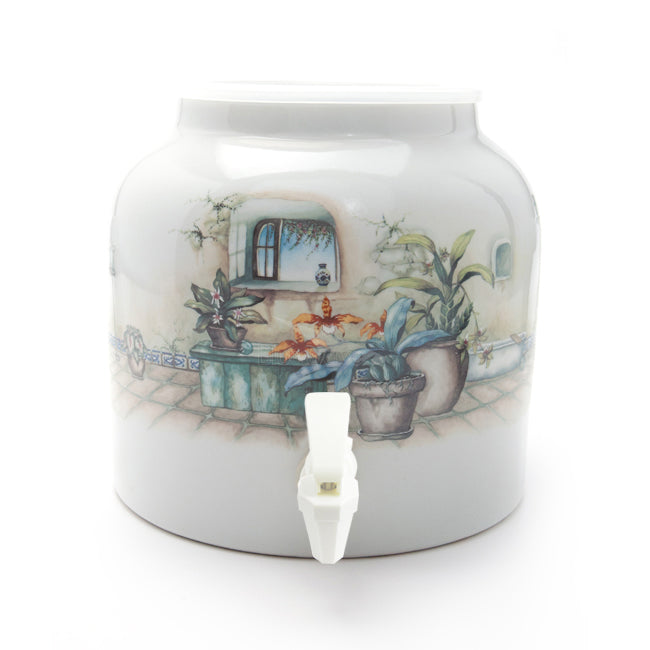 Bluewave Beauty of Southwest Design Beverage Dispenser Crock