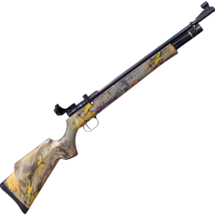 PX100 Achilles PCP Airgun with Classic Camo finished Stock 0.177cal | 4.5mm - Kovibazaar