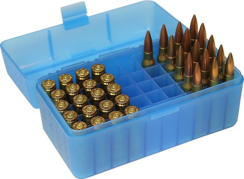 MTM Rifle Ammo Boxes - Case-Gard R-50 Series - Kovibazaar