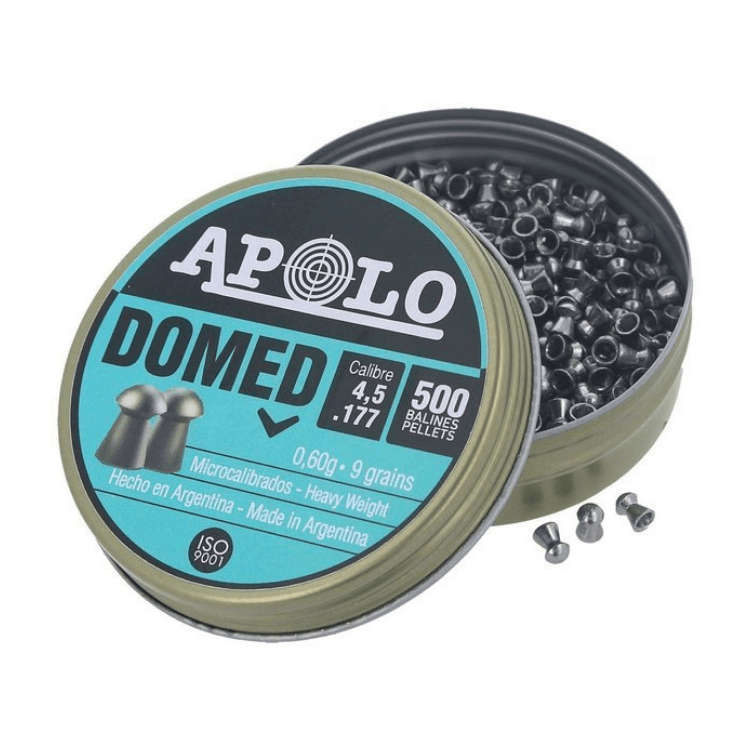 apolo domer 0.177cal airgun pellets buy india cod option