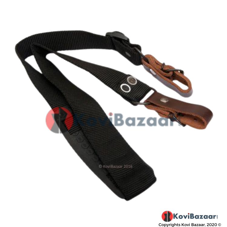 Gun Sling Nylon (Leather Loop Style) - Kovibazaar