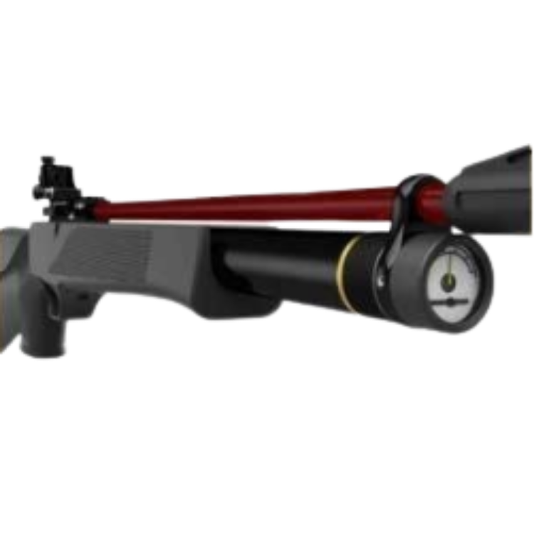 PX100 Achilles Pcp Airgun With Classic Black Finished Stock 0.177cal | 4.5mm - Kovibazaar