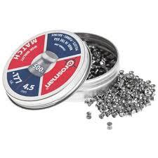 Crosman Match 0.177 (4.5mm),7.9gr, 500/tin Airgun Pellets - Kovibazaar