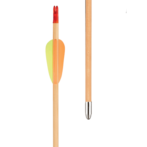 Ek Archery Wooden Arrow - Kovibazaar