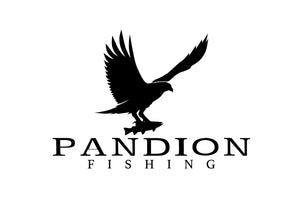 Pandion Fishing Logo