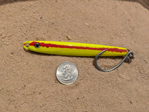 Gunslinger Minnow Lure 3oz