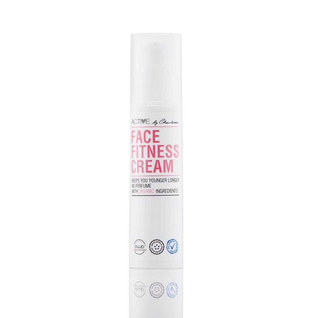 Active By Charlotte Face Fitness Cream - Nulallergi.dk