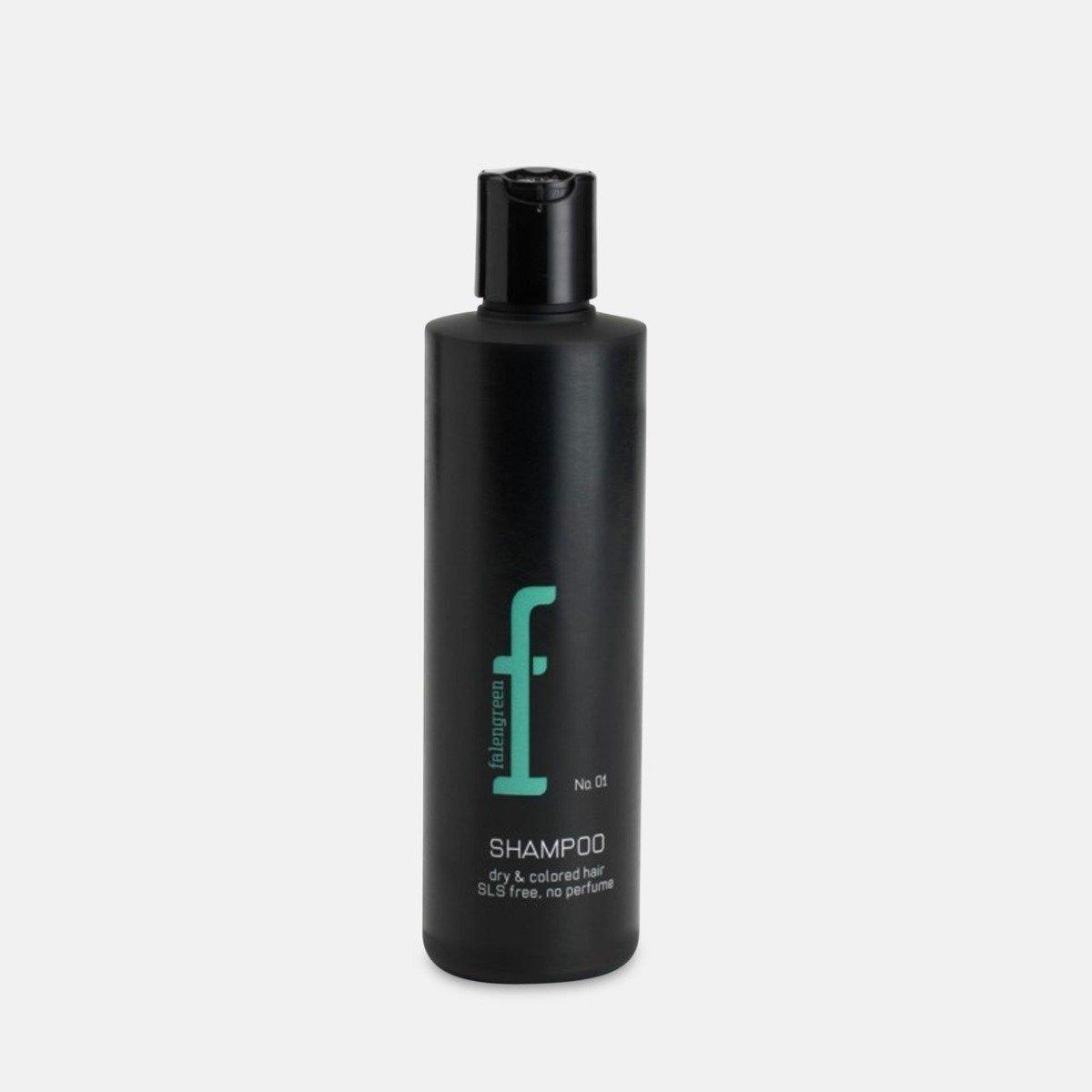 By Falengreen No.1 Shampoo - dry and colored hair - Nulallergi.dk