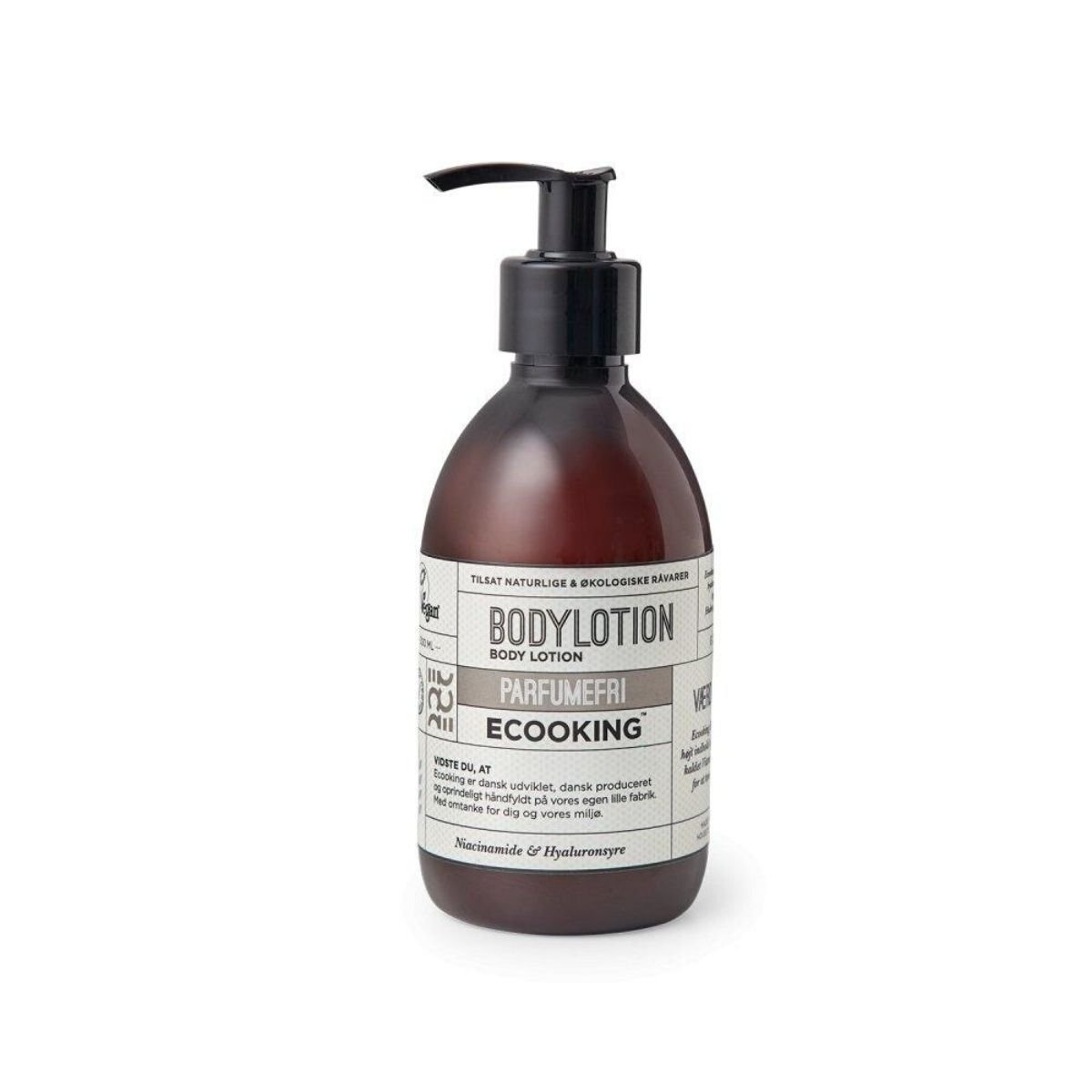 Ecooking Body Lotion - Nulallergi.dk