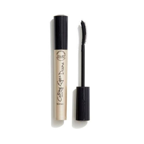 GOSH Catchy Eyes Mascara Drama - 001 Extreme Black - Nulallergi.dk