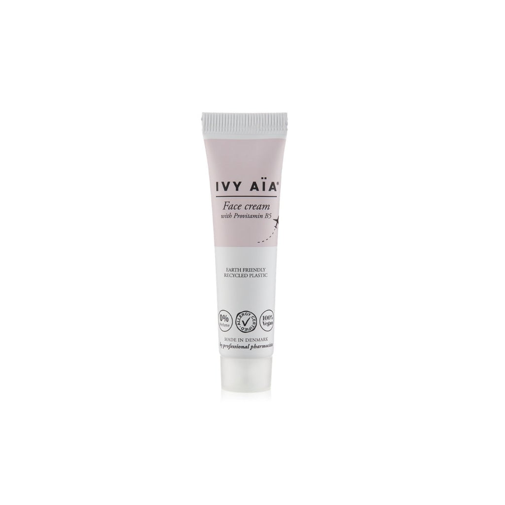 IVY AïA Face Cream with ProVitamin B5, Travel Size, 15 ml. - Nulallergi.dk