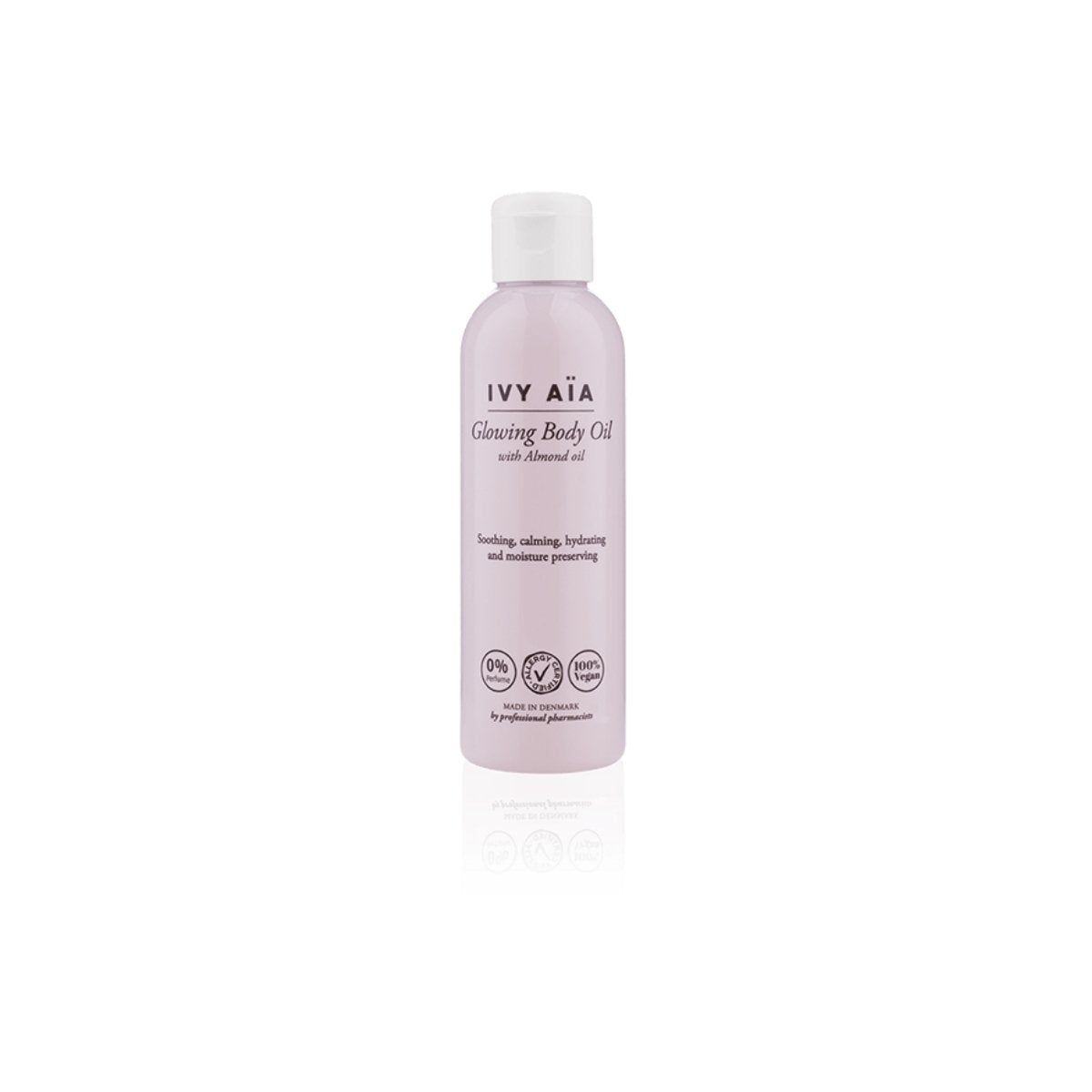 IVY AïA Glowing Body Oil with Almond Oil- Nulallergi.dk