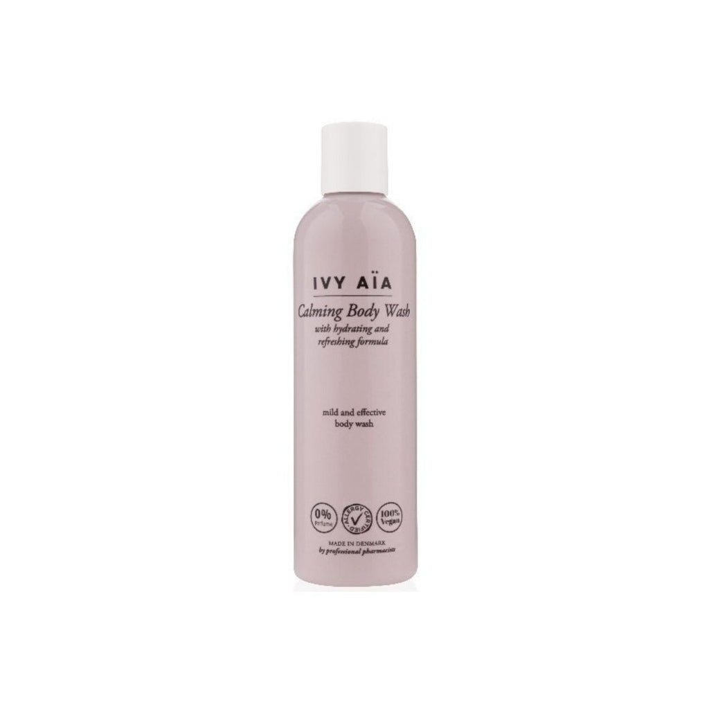 Calming Body Wash with Hydrating and Refreshing Formula  - Nulallergi.dk