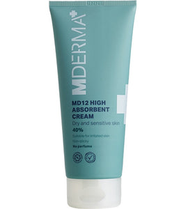 MDerma MD12 High Absorbent Cream 200 ml - Nulallergi.dk