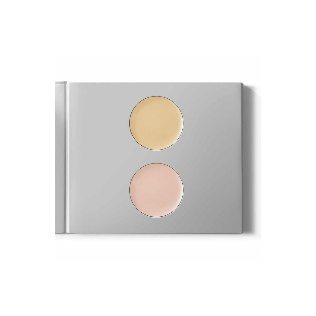 Miild Organic Mineral Concealer Duo - 01 Light Amble - Nulallergi.dk