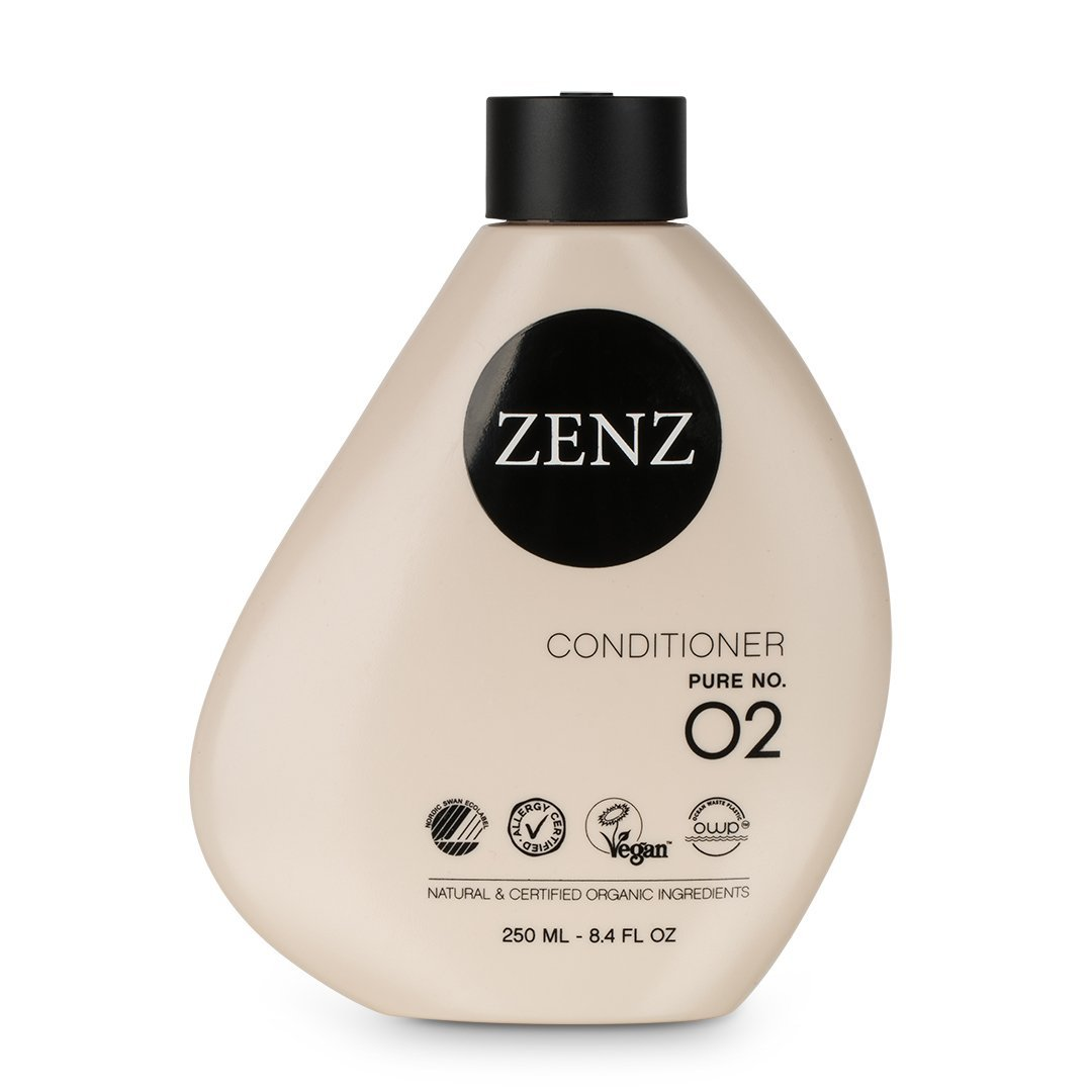 Zenz Conditioner Pure no. 02 - Nulallergi.dk