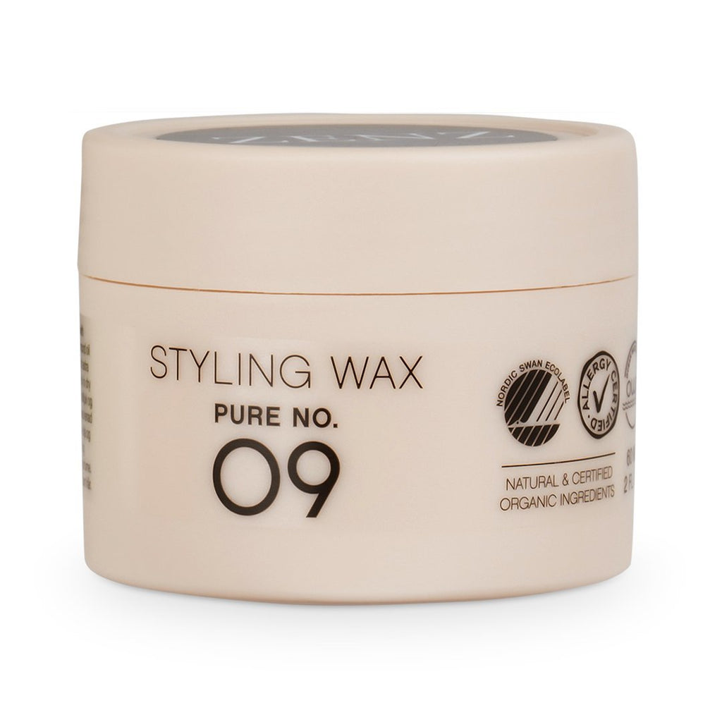 Zenz Styling Wax Pure no. 09 - Nulallergi.dk