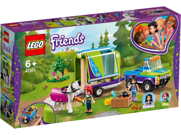 LEGO Friends - Mias Pferdetransporter
