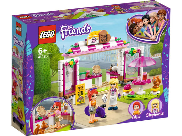 LEGO Friends - Heartlake City Waffelhaus