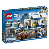 LEGO City - Mobile Einsatzzentrale