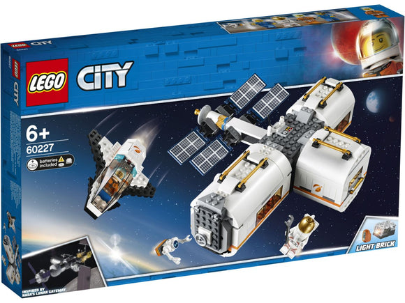 LEGO City - Mond Raumstation