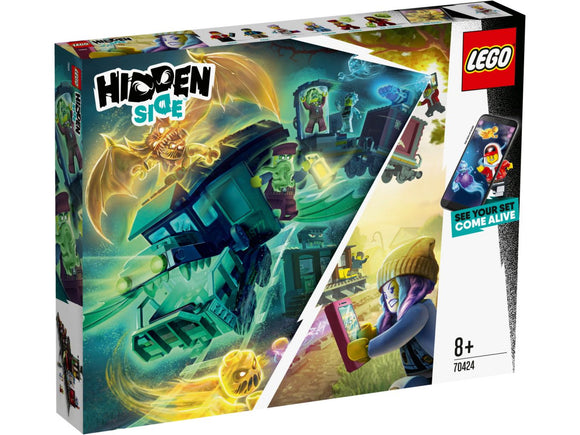 LEGO Hidden Side™ - Geister-Expresszug